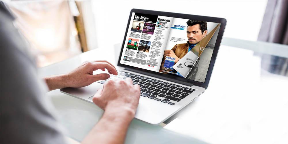 Flip PDF Gratis sul laptop