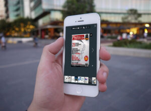 Flip PDF online sul smartphone