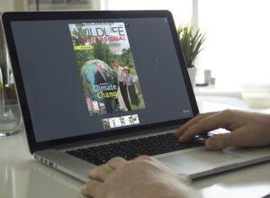Flipbook Online sul laptop